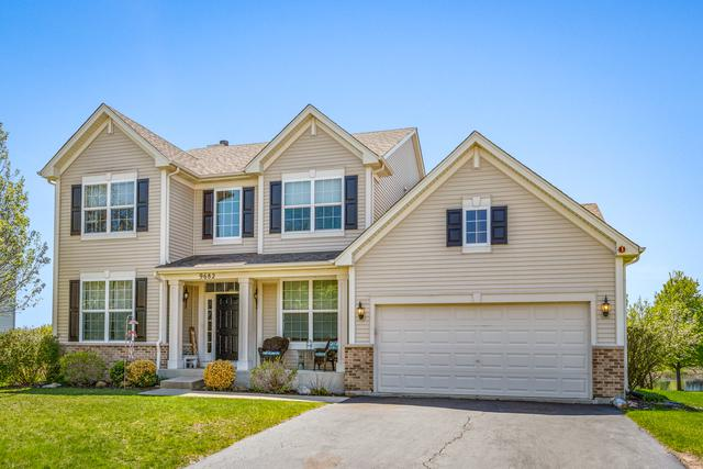 9682 Baumgartner Street, Huntley, IL 60142 (MLS #10383071) :: Berkshire Hathaway HomeServices Snyder Real Estate