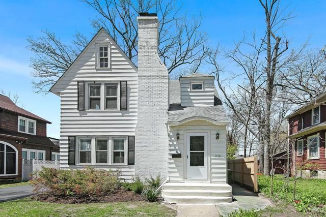1418 N Jackson Street, Waukegan, IL 60085 (MLS #10383101) :: Berkshire Hathaway HomeServices Snyder Real Estate