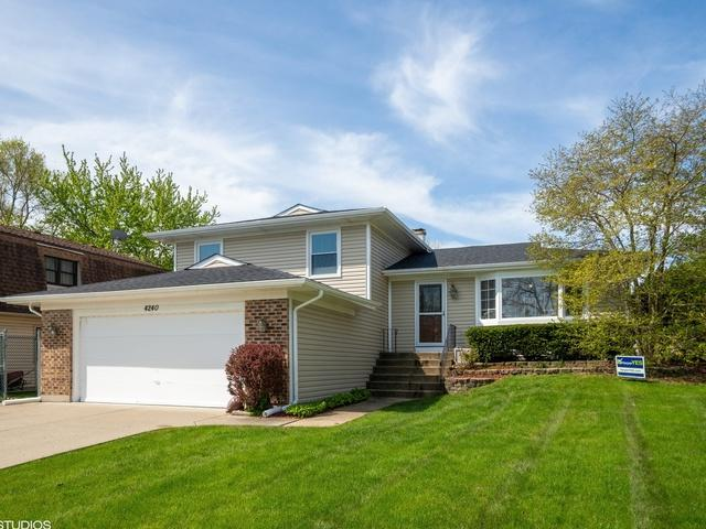 4240 Mumford Drive, Hoffman Estates, IL 60192 (MLS #10383108) :: The Jacobs Group