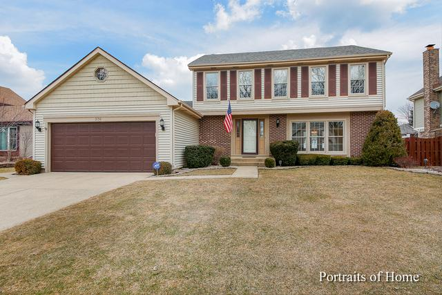 370 W Windsor Drive, Bloomingdale, IL 60108 (MLS #10383134) :: Berkshire Hathaway HomeServices Snyder Real Estate