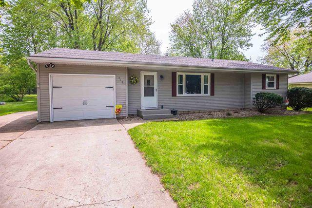 416 Standish Drive, Bloomington, IL 61704 (MLS #10383155) :: Berkshire Hathaway HomeServices Snyder Real Estate