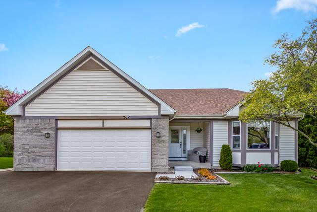 202 Switchgrass Drive, Round Lake, IL 60073 (MLS #10383162) :: Berkshire Hathaway HomeServices Snyder Real Estate