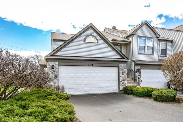 3310 Bromley Lane #3310, Aurora, IL 60502 (MLS #10383172) :: Property Consultants Realty