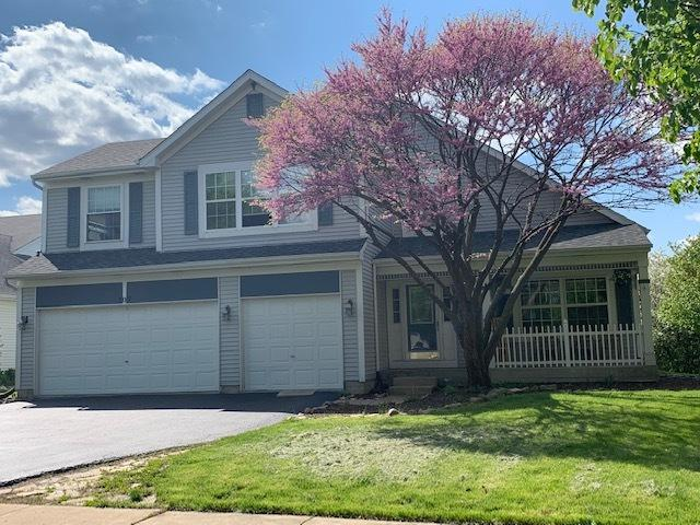307 Francesca Court, Oswego, IL 60543 (MLS #10383193) :: Berkshire Hathaway HomeServices Snyder Real Estate