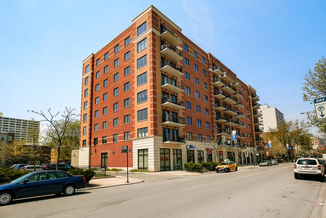 4848 N Sheridan Road #705, Chicago, IL 60640 (MLS #10383214) :: Century 21 Affiliated