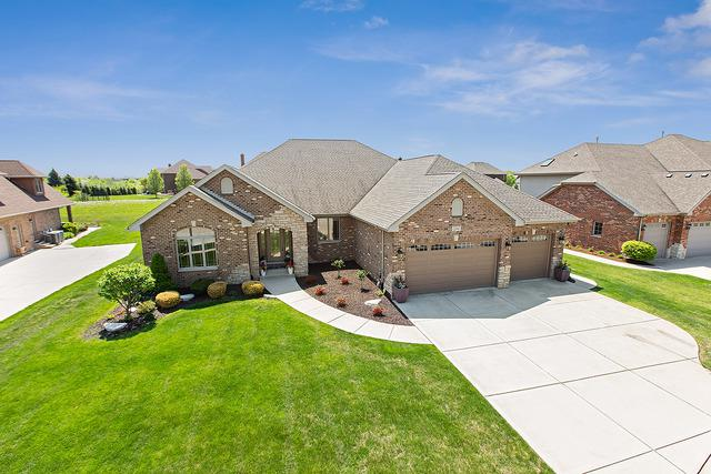 12565 Thornberry Drive, Lemont, IL 60439 (MLS #10383256) :: Berkshire Hathaway HomeServices Snyder Real Estate