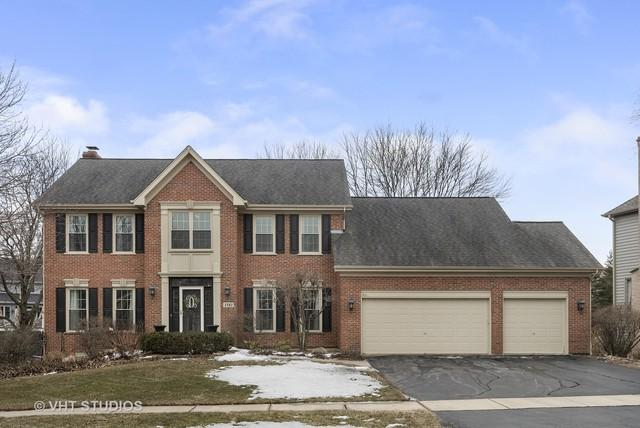 1781 Somerset Lane, Wheaton, IL 60189 (MLS #10383304) :: Property Consultants Realty