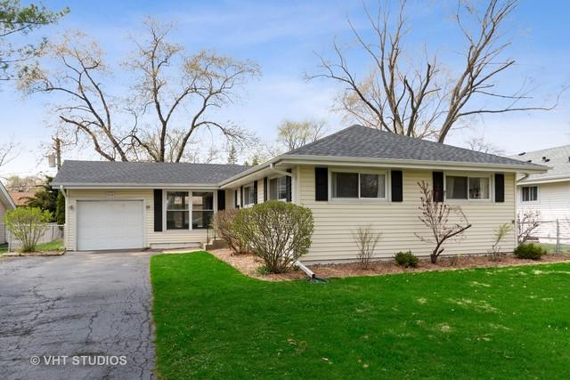 418 S Erie Street, Wheaton, IL 60187 (MLS #10383316) :: Berkshire Hathaway HomeServices Snyder Real Estate