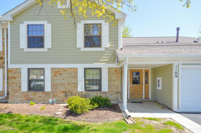 1109 Woodbury Lane C2, Wheeling, IL 60090 (MLS #10383325) :: Helen Oliveri Real Estate