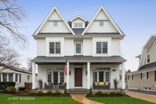 4705 Lawn Avenue, Western Springs, IL 60558 (MLS #10383344) :: Lewke Partners