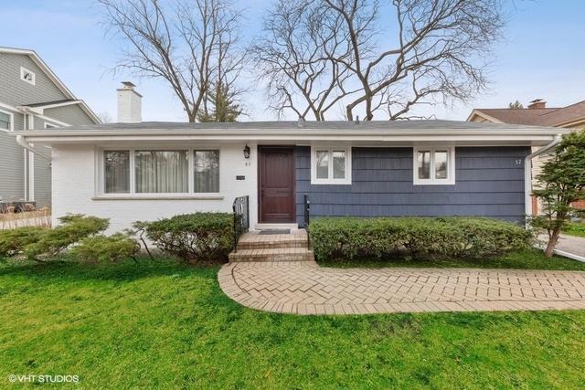 57 Harris Avenue, Clarendon Hills, IL 60514 (MLS #10383347) :: Property Consultants Realty