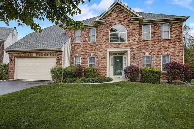 4921 Princeton Lane, Lake In The Hills, IL 60156 (MLS #10383366) :: Berkshire Hathaway HomeServices Snyder Real Estate