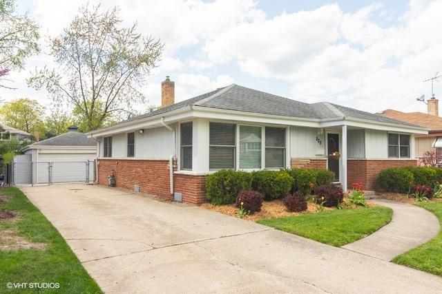 820 N Fernandez Avenue, Arlington Heights, IL 60004 (MLS #10383398) :: Berkshire Hathaway HomeServices Snyder Real Estate