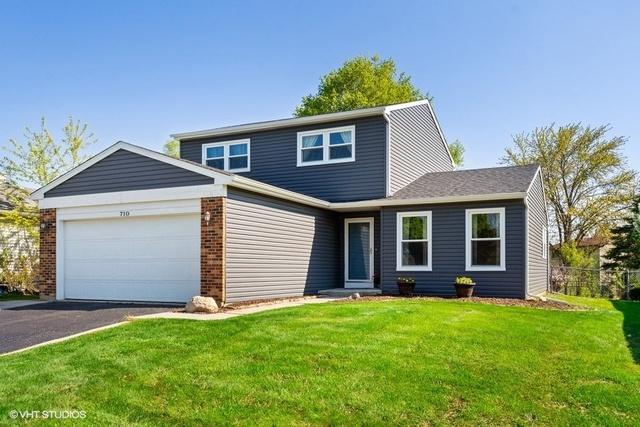 710 Cherry Valley Road, Vernon Hills, IL 60061 (MLS #10383411) :: Helen Oliveri Real Estate