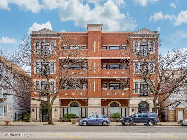 4525 N Western Avenue 2C, Chicago, IL 60625 (MLS #10383432) :: Century 21 Affiliated