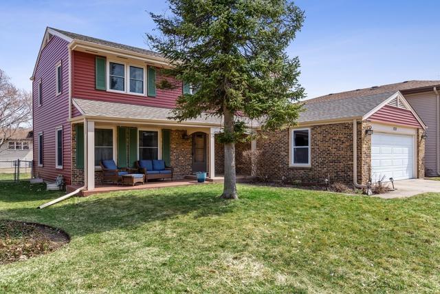 127 Berkshire Drive, Wheeling, IL 60090 (MLS #10383450) :: Helen Oliveri Real Estate