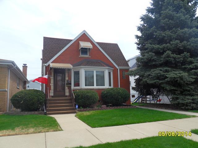 3923 N Nottingham Avenue, Chicago, IL 60634 (MLS #10383464) :: Berkshire Hathaway HomeServices Snyder Real Estate