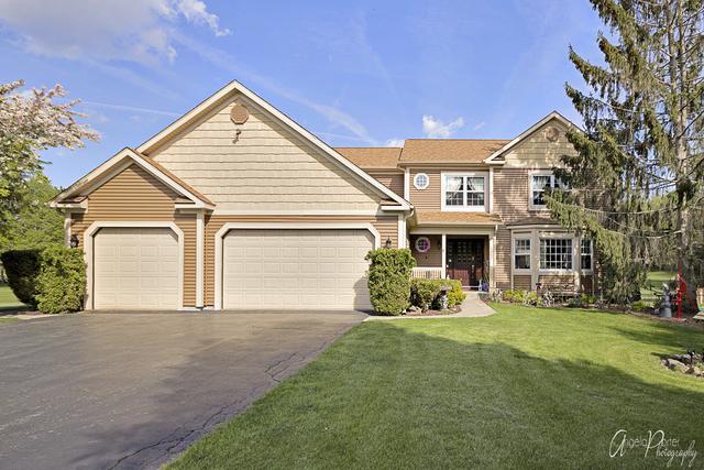 3402 Chellington Drive, Johnsburg, IL 60051 (MLS #10383481) :: Baz Realty Network | Keller Williams Elite