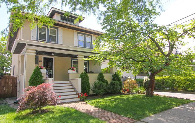 426 N Humphrey Avenue, Oak Park, IL 60302 (MLS #10383552) :: Property Consultants Realty