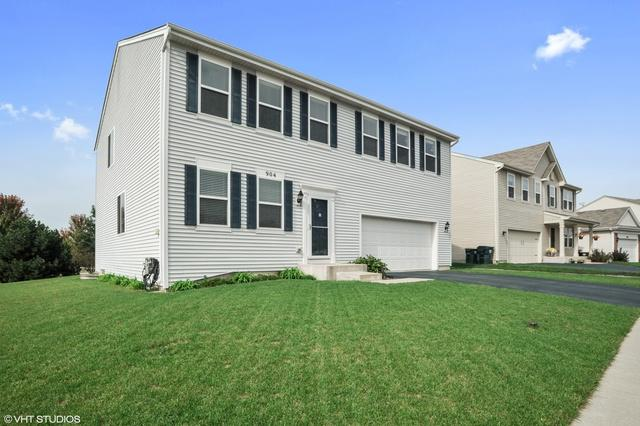 904 Chopin Place, Volo, IL 60073 (MLS #10383557) :: Berkshire Hathaway HomeServices Snyder Real Estate