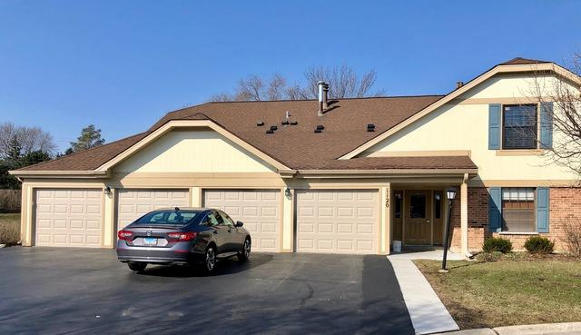 1120 Woodbury Lane A1, Wheeling, IL 60090 (MLS #10383563) :: Helen Oliveri Real Estate