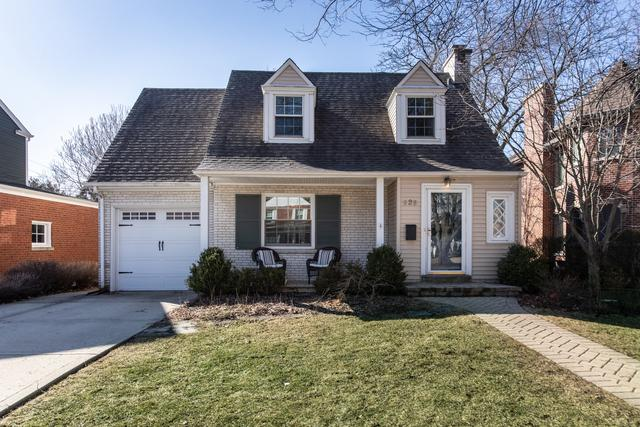 929 St James Place, Park Ridge, IL 60068 (MLS #10383583) :: Berkshire Hathaway HomeServices Snyder Real Estate