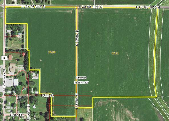2580 E County Road 1050 N, NEWMAN, IL 61942 (MLS #10383613) :: Berkshire Hathaway HomeServices Snyder Real Estate
