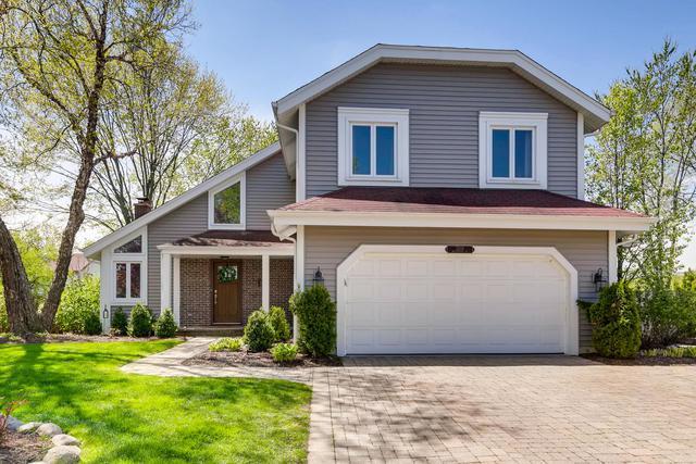 2208 N Williamsburg Street, Arlington Heights, IL 60004 (MLS #10383698) :: Berkshire Hathaway HomeServices Snyder Real Estate