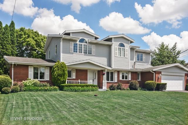 929 S Brockway Street, Palatine, IL 60067 (MLS #10383704) :: Berkshire Hathaway HomeServices Snyder Real Estate
