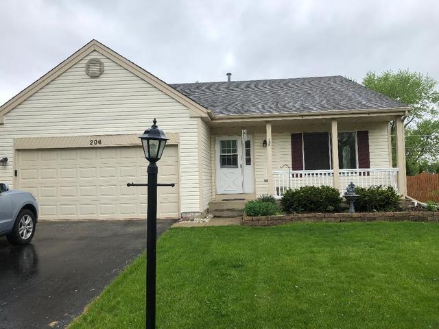 206 Southwood Circle, Streamwood, IL 60107 (MLS #10383757) :: Century 21 Affiliated