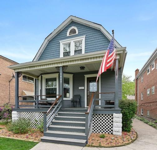 5443 W Windsor Avenue, Chicago, IL 60630 (MLS #10383809) :: Berkshire Hathaway HomeServices Snyder Real Estate