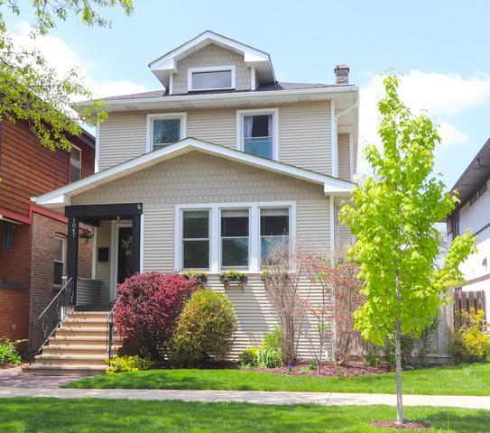 1047 N Mapleton Avenue, Oak Park, IL 60302 (MLS #10383895) :: Property Consultants Realty