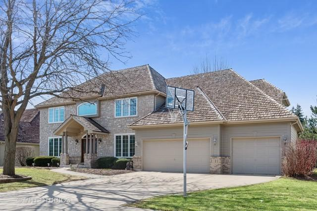 2220 Palmer Circle, Naperville, IL 60564 (MLS #10383962) :: Berkshire Hathaway HomeServices Snyder Real Estate