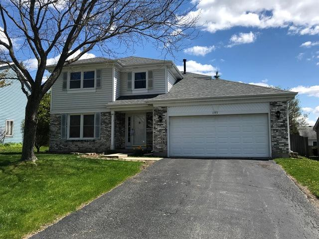 1393 Parkridge Court, Crystal Lake, IL 60014 (MLS #10384001) :: The Wexler Group at Keller Williams Preferred Realty