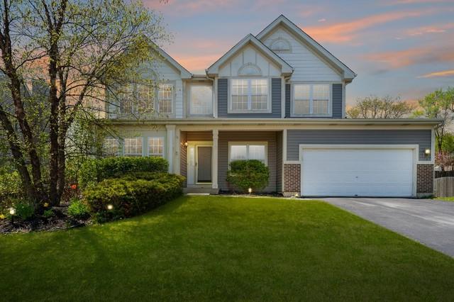 410 Gold Finch Circle, Lindenhurst, IL 60046 (MLS #10384016) :: Berkshire Hathaway HomeServices Snyder Real Estate