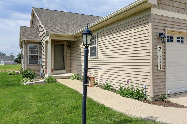 2111 S Stonebrooke Court #0, Urbana, IL 61802 (MLS #10384058) :: Ryan Dallas Real Estate