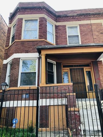 5414 S Wood Street, Chicago, IL 60609 (MLS #10384114) :: Century 21 Affiliated