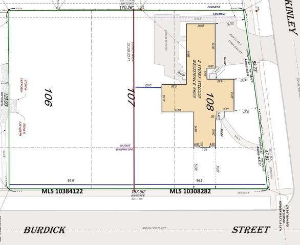 LOT 106 Burdick Street, Libertyville, IL 60048 (MLS #10384122) :: Lewke Partners