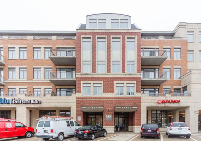 120 N Northwest Highway #201, Park Ridge, IL 60068 (MLS #10384136) :: Berkshire Hathaway HomeServices Snyder Real Estate