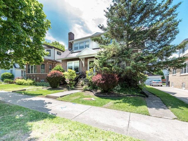 6918 N Odell Avenue, Chicago, IL 60631 (MLS #10384158) :: Century 21 Affiliated