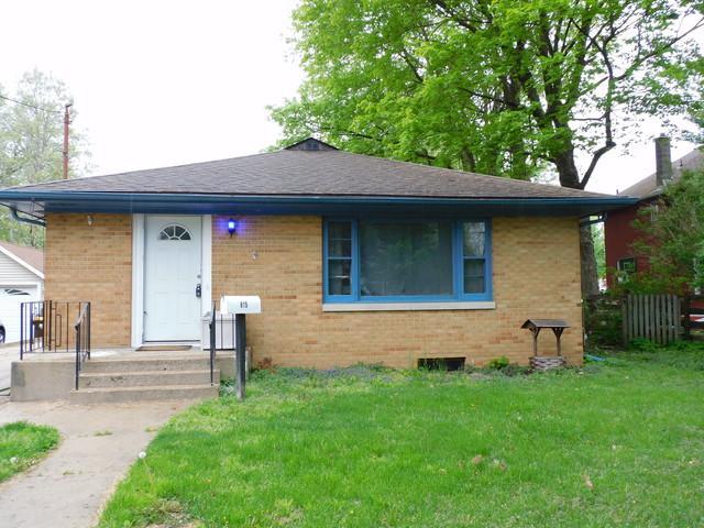 815 Van Buren Street, Belvidere, IL 61008 (MLS #10384160) :: Berkshire Hathaway HomeServices Snyder Real Estate