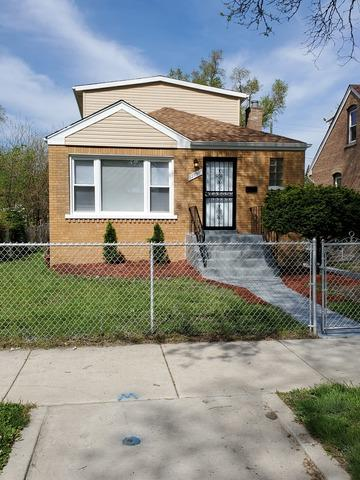 12758 S Parnell Avenue, Chicago, IL 60628 (MLS #10384189) :: Berkshire Hathaway HomeServices Snyder Real Estate