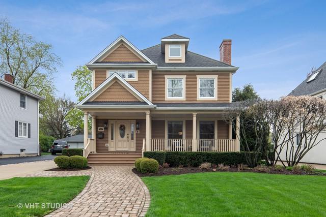 487 S Arlington Avenue, Elmhurst, IL 60126 (MLS #10384229) :: The Perotti Group   Compass Real Estate
