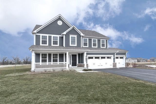 13947 Anne Lot #242 Drive, Lemont, IL 60439 (MLS #10384292) :: Berkshire Hathaway HomeServices Snyder Real Estate