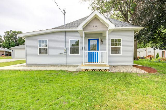 549 S Prairie Street, BEMENT, IL 61813 (MLS #10384299) :: The Jacobs Group