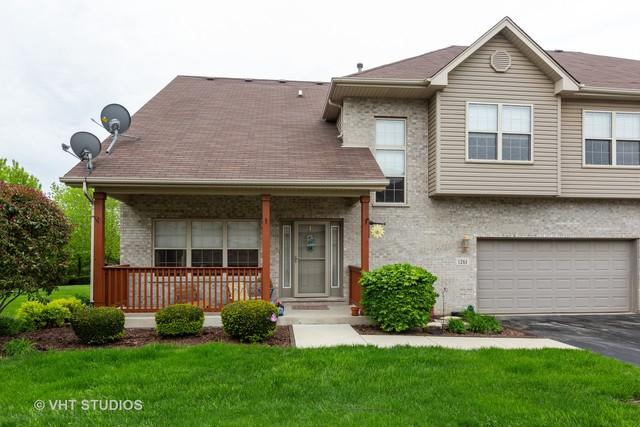 1261 Lacoma Drive, Lockport, IL 60441 (MLS #10384314) :: Berkshire Hathaway HomeServices Snyder Real Estate