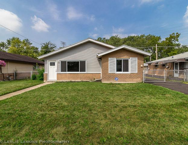 1344 Balmoral Avenue, Calumet City, IL 60409 (MLS #10384337) :: Property Consultants Realty