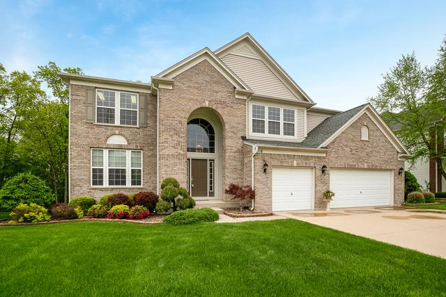 818 Blue Ridge Drive, Streamwood, IL 60107 (MLS #10384338) :: Berkshire Hathaway HomeServices Snyder Real Estate