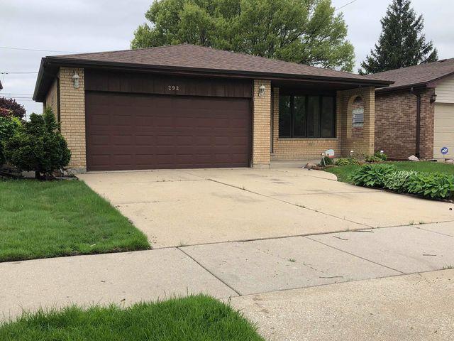 292 Escanaba Avenue, Calumet City, IL 60409 (MLS #10384398) :: Property Consultants Realty