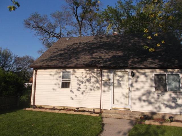 16225 Finch Avenue, Harvey, IL 60426 (MLS #10384420) :: Century 21 Affiliated